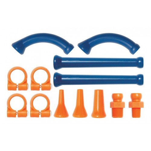 """Loc-Line 1/4"""" Mixed Element Kit for 1/4"""" ID System. 40473"""
