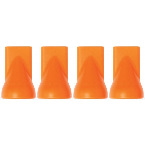 """Loc-Line Flat Slot 80 Nozzle for 1/2"""" ID System"""