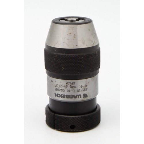 Super Precision Short Keyless Drill Chuck DIN238 SP10-B16