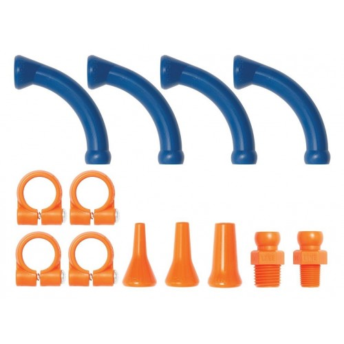 "Loc-Line 1/4"" Extended Elbow Kit for 1/4"" ID System. 40472"