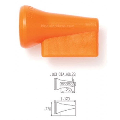 Loc-Line 1/4″ Spray Bar Nozzle
