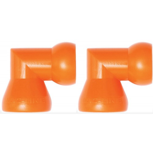 """Loc-Line Elbow Fitting for 1/2"""" ID System"""