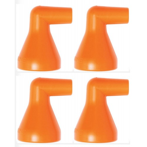 """Loc-Line 1/4"""" 90º Nozzle for 1/2"""" ID System"""
