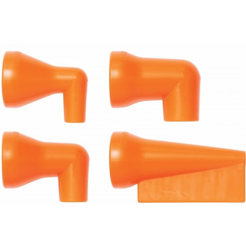 """Loc-Line 90º Nozzle Kit for 1/2"""" ID System 51832"""