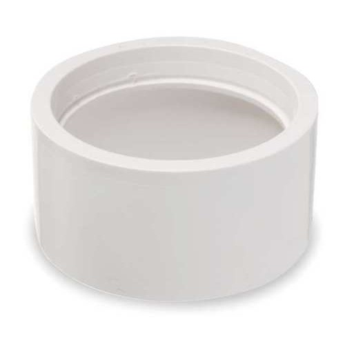 """Loc-Line 3"""" Vaccum Thin Wall PVC Adapter for 2.5"""" system"""